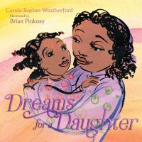 Cover image for Dreams for a daughter