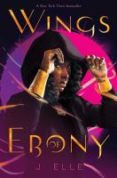 Cover image for Wings of ebony