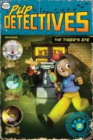 Cover image for The tiger's eye