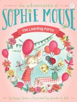 Cover image for The ladybug party