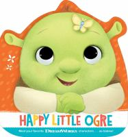 Cover image for Happy little ogre