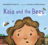 Cover image for Kaia and the bees