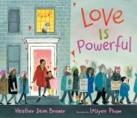 Cover image for Love is powerful
