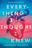 Cover image for Everything I thought I knew