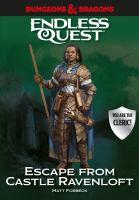 Cover image for Escape from Castle Ravenloft