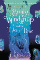 Cover image for Emily Windsnap and the tides of time