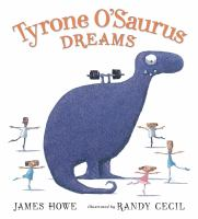 Cover image for Tyrone o'saurus dreams