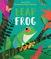Cover image for Leap frog