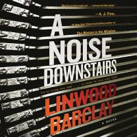 Cover image for A noise downstairs [sound recording (book on CD)] : a novel