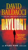 Cover image for Daylight [large type]