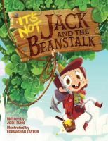 Cover image for It's not Jack and the beanstalk