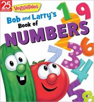 Cover image for Bob and Larry's book of numbers