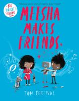 Cover image for Meesha makes friends