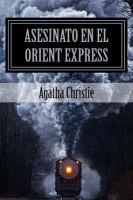 Cover image for Asensinato en el Orient Express