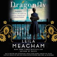 Cover image for Dragonfly [sound recording (book on CD)]