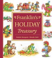 Cover image for Franklin's holiday treasury