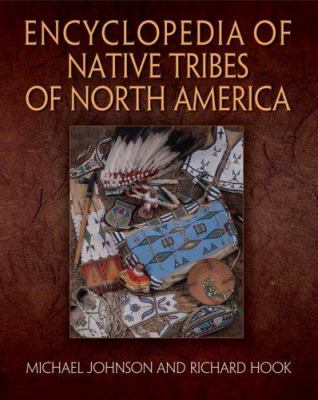 Cover image for Encyclopedia of native tribes of North America