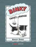 Cover image for Binky takes charge