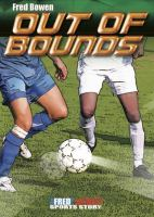 Cover image for Out of bounds