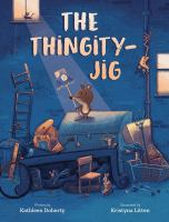 Cover image for The thingity-jig