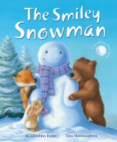 Cover image for The smiley snowman