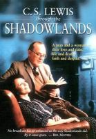 Cover image for Shadowlands [videorecording (DVD)]