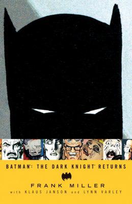 Cover image for Batman : the Dark Knight returns