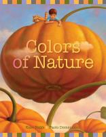 Cover image for Colors of nature