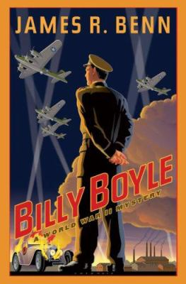 Cover image for Billy Boyle : a World War II mystery / James R. Benn.