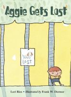 Cover image for Aggie gets lost