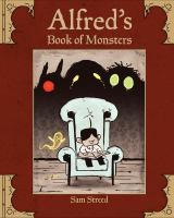 Cover image for Alfred's book of monsters