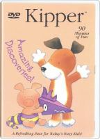 Cover image for Kipper. Amazing discoveries! [videorecording (DVD)]