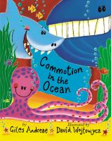 Cover image for Commotion in the ocean
