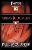 Cover image for Arin's judgment
