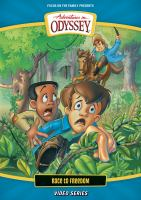 Cover image for Adventures in Odyssey. Race to freedom [videorecording (DVD)]