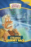 Cover image for Strange journey back
