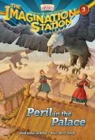 Cover image for Peril in the palace