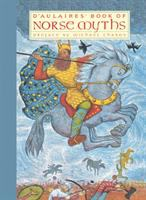Cover image for D'Aulaires' book of Norse myths