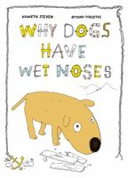 Cover image for Why dogs have wet noses