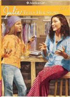 Cover image for Julie tells her story
