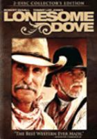 Cover image for Lonesome dove [videorecording (DVD)]