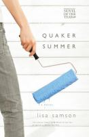 Cover image for Quaker summer