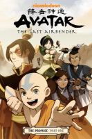 Cover image for Avatar, the last airbender. The promise, Part 1