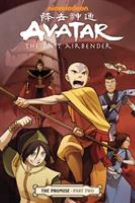 Cover image for Avatar, the last Airbender. The promise, Part 2