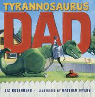 Cover image for Tyrannosaurus dad