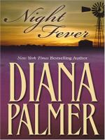 Cover image for Night fever [large type]