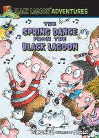 Cover image for The spring dance from the black lagoon