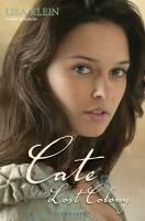 Cover image for Cate of the Lost Colony