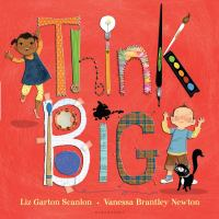 Cover image for Think big