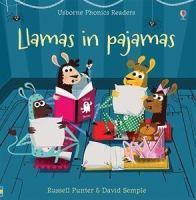 Cover image for Llamas in pajamas